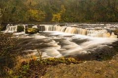 Aysgarth Waterfall Royalty Free Stock Photography