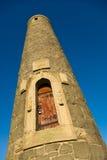 ayshire largs纪念碑铅笔苏格兰英国 免版税库存照片