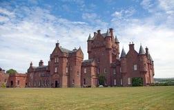 ayton城堡 免版税库存照片
