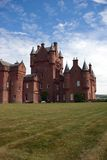 ayton城堡 库存照片