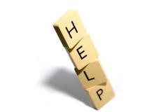 Ayuda Imágenes de archivo libres de regalías