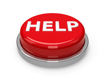 Ayuda de botón libre illustration