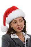 Ayuda de las ventas del día de fiesta Imagen de archivo libre de regalías
