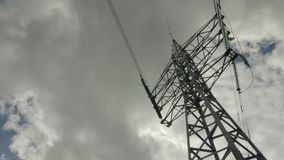 Ayuda eléctrica de los cables de transmisión de alto voltaje Industria energética metrajes