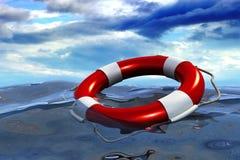 Ayuda, seguro y concepto de la ayuda ilustración del vector