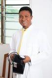Ayudante de sanidad Imagen de archivo