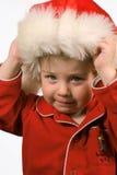 Ayudante de Santas Foto de archivo