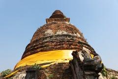 Ayuddhaya Tailandia Fotografie Stock Libere da Diritti