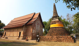 Ayuddhaya Tailandia Immagine Stock Libera da Diritti