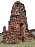 Ayudhaya Historical park Stock Image