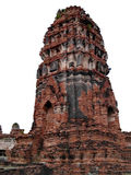 Ayudhaya Historical park Stock Photography