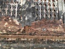 Ayudhaya Historical park Royalty Free Stock Photo
