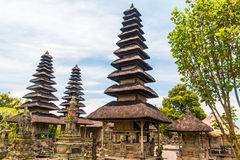 ayun pura taman świątynia Zdjęcia Royalty Free