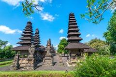 ayun pura taman świątynia Fotografia Royalty Free