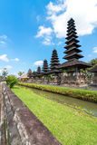 ayun pura taman świątynia Obrazy Royalty Free