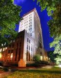 Ayuntamiento Atlanta Imágenes de archivo libres de regalías
