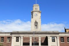Ayuntamiento Barnsley Foto de archivo libre de regalías