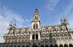 Ayuntamiento Bruselas Imagenes de archivo