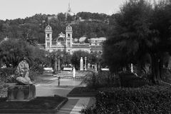 Ayuntamiento Building, San Sebastian Stock Photography