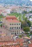 Ayuntamiento Cannes Fotos de archivo libres de regalías