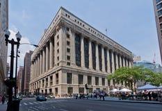 Ayuntamiento Chicago y edificio del condado Imagen de archivo libre de regalías