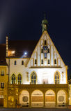 Ayuntamiento de Amberg Foto de archivo libre de regalías