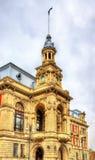 Ayuntamiento de Baku Imágenes de archivo libres de regalías