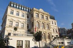 Ayuntamiento de Beyoglu, Estambul Fotos de archivo