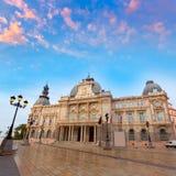 Ayuntamiento de Cartagena Murciacity hall Spain Royalty Free Stock Image