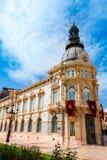 Ayuntamiento de Cartagena Murciacity hall Spain Stock Photography