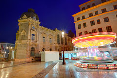 Ayuntamiento de Cartagena Murciacity hall Spain Stock Photo