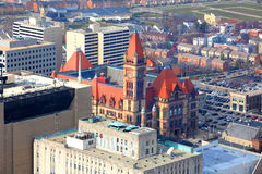 Ayuntamiento de Cincinnati Imagen de archivo