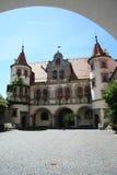 Ayuntamiento de Constance Imágenes de archivo libres de regalías