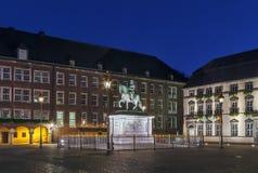 Ayuntamiento de Düsseldorf, Alemania Imagen de archivo libre de regalías