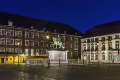 Ayuntamiento de Düsseldorf, Alemania Foto de archivo libre de regalías