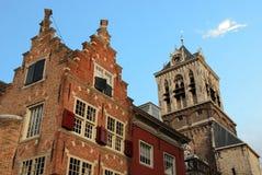 Ayuntamiento de Delft Fotos de archivo libres de regalías