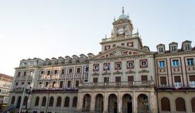 Ayuntamiento de Ferrol Foto de archivo libre de regalías