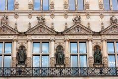 Ayuntamiento de Hamburgo Imágenes de archivo libres de regalías