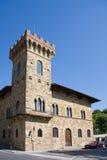 Ayuntamiento de Huelga Imagenes de archivo