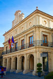 Ayuntamiento de Leon city hall Castilla Spain Royalty Free Stock Images