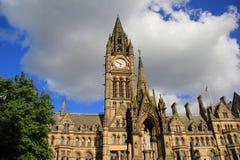 Ayuntamiento de Manchester Imagen de archivo libre de regalías