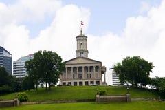 Ayuntamiento de Memphis Visitors Centre Tennessee los E.E.U.U. del río Misisipi y de Dolly Parton Bridge fotos de archivo