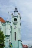 Ayuntamiento de Mukachevo Imágenes de archivo libres de regalías