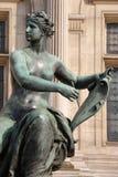 Ayuntamiento de París Imagen de archivo