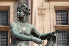 Ayuntamiento de París imagen de archivo libre de regalías