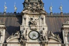 Ayuntamiento de París Foto de archivo