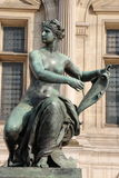 Ayuntamiento de París foto de archivo libre de regalías