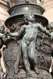 Ayuntamiento de París Imágenes de archivo libres de regalías