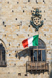 Ayuntamiento de Pistóia Toscana Italia Imagen de archivo