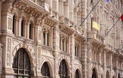 Ayuntamiento de Trieste Imagen de archivo libre de regalías